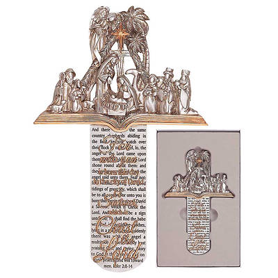 Picture of Resin Nativity Wall Cross - Unto You