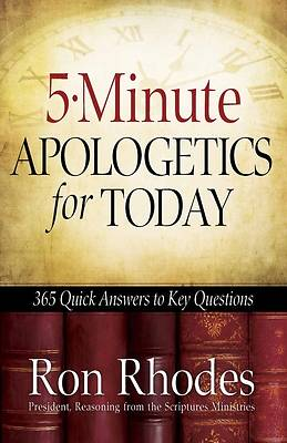 Picture of 5-Minute Apologetics for Today