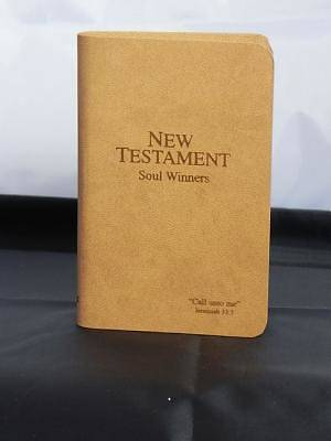Soul Winners New Testament