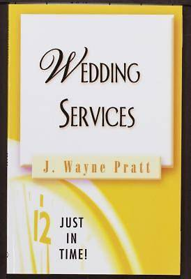 Just in Time! Wedding Services - eBook [ePub]