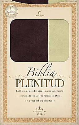 Biblia Plenitud Manual