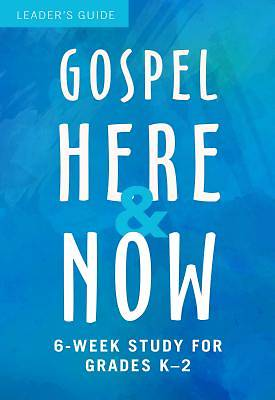Picture of Gospel Here and Now for Kids