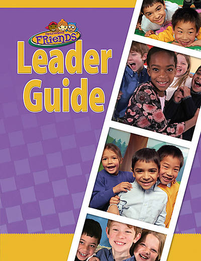 Groups Faithweaver Friends Elementary Leader Guide Fall 2012
