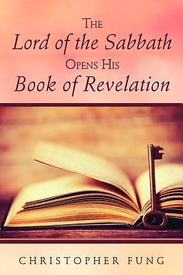 Picture of The Lord of the Sabbath Opens His Book of Revelation