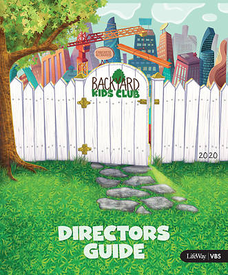 Picture of Vbs 2020 Backyard Director Guide