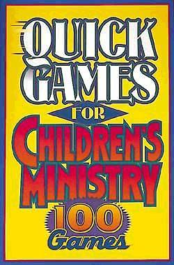 Picture of Quick Games for Children's Ministry