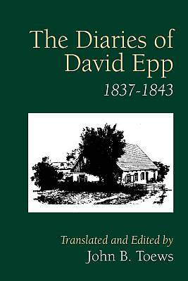 Picture of The Diaries of David Epp