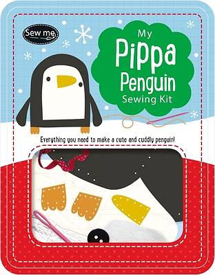Sewing Bee My Pippa Penguin Sewing Kit