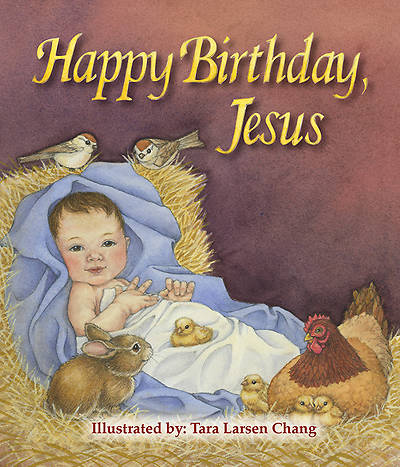Happy Birthday Jesus Christmas Book 12Pk