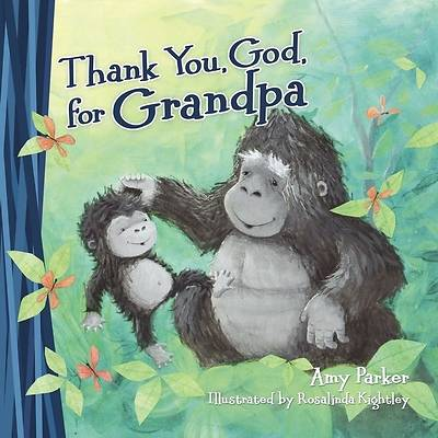 Picture of Thank You, God, for Grandpa