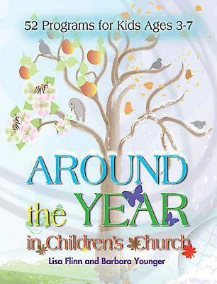 Around the Year in Childrens Church - eBook [ePub]