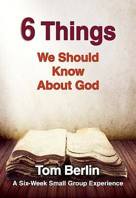 Picture of 6 Things We Should Know About God Participant WorkBook - eBook [ePub]