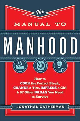 Picture of The Manual to Manhood - eBook [ePub]
