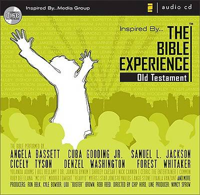 Inspired By...The Bible Experience CD