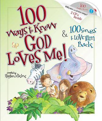 Picture of 100 Ways to Know God Loves Me, 100 Songs to Love Him Back