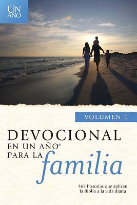 Picture of The One Year Family Devotions volume 1 - eBook [ePub]