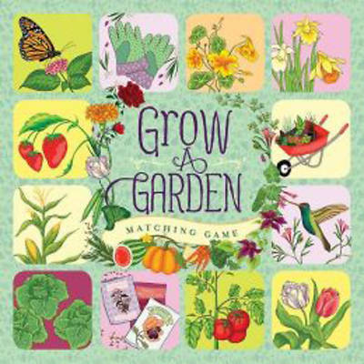 Picture of Grow a Garden Matching Game
