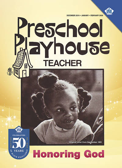 Picture of UMI Preschool Playhouse Teacher Guide Winter 2019-2020