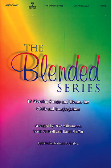 The Blended Series CD Preview Pak