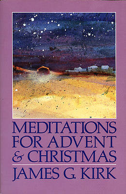 Picture of Meditations for Advent and Christmas