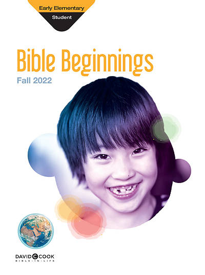 Bible-in-Life Early Elementary Bible Beginnings Fall