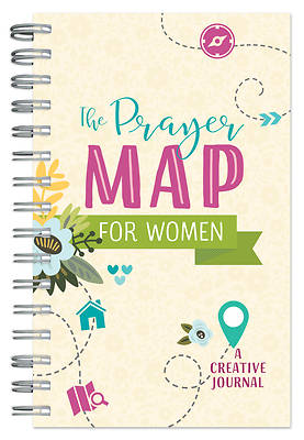 Picture of The Prayer Map for Women