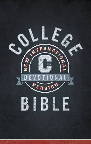 NIV College Devotional Bible