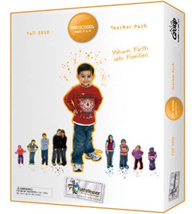 Picture of FaithWeaver Preschool Teacher Pack