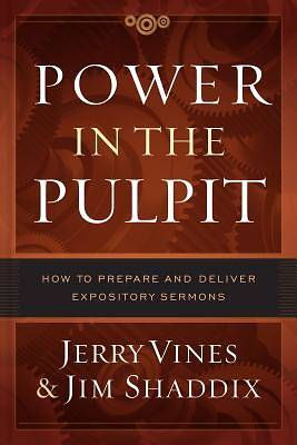 Picture of Power in the Pulpit