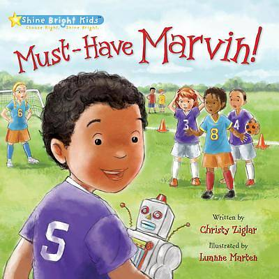 Must-Have Marvin!