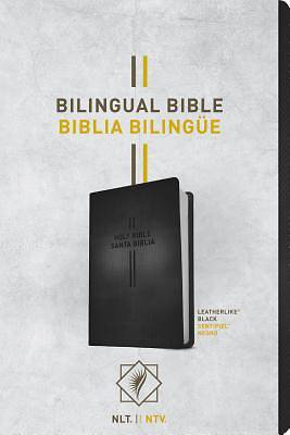 Bilingual Bible / Biblia Bilingue NLT/Ntv