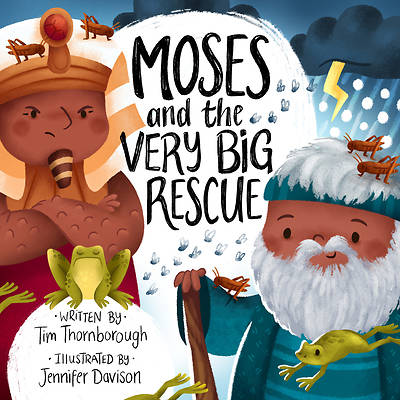 Picture of Moses and the Very Big Rescue