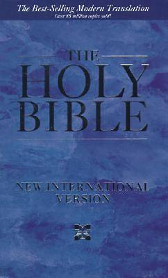 Text New International Version Bible