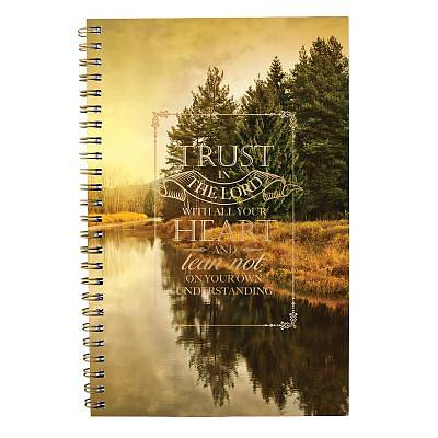 Picture of Notebook Trust in the Lord