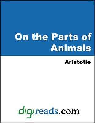 On the Parts of Animals [Adobe Ebook]