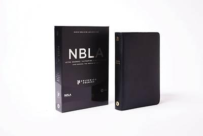 Picture of Nbla Biblia Ultrafina, Colección Premier, Negro, Edición Letra Roja
