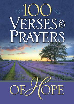 Picture of 100 Verses & Prayers of Hope