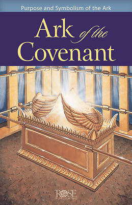 Picture of Ark of the Covenant: 14 Panel Pamphlet: 14 Panel Pamphlet