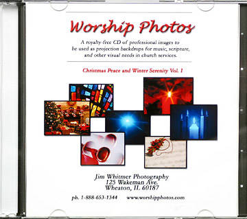 Worship Photos Christmas Peace and Winter Serenity
