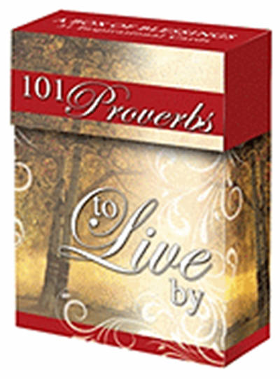 Box of Blessing 101 Proverbs To Live By