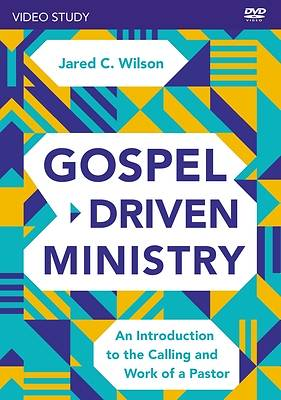 Picture of Gospel-Driven Ministry Video Study