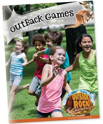 Picture of Group VBS 2015 Outback Games Leader Manual