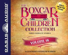The Boxcar Children Collection Volume 16