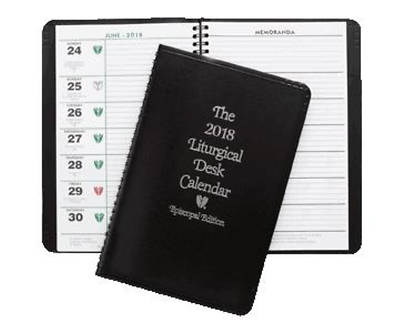 Picture of 2018 Liturgical Desk Calendar