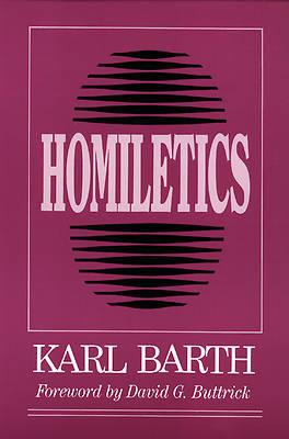 Picture of Homiletics