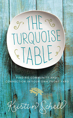Picture of The Turquoise Table