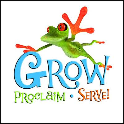 Picture of Grow, Proclaim Serve! Video download - 1/6/13 John Baptizes Jesus (Ages 3-6)