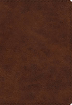 Picture of ESV Giant Print Bible (Trutone, Deep Brown)