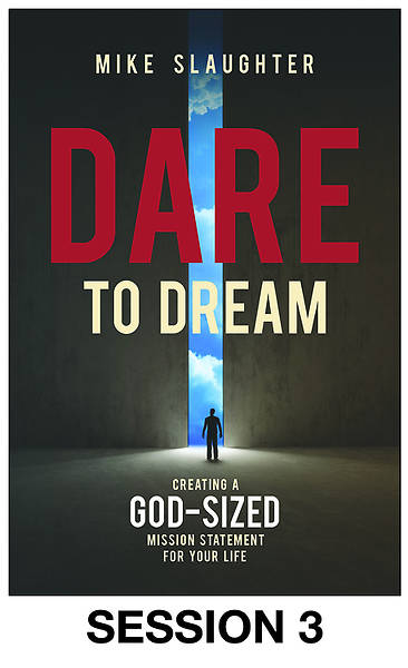 Dare to Dream - Streaming Video Session 3