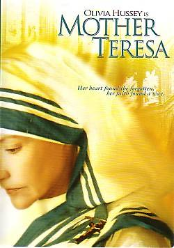 Mother Teresa English DVD